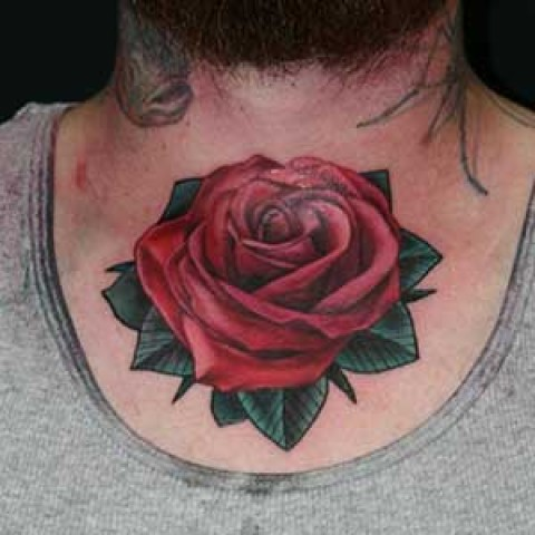 Video Tutorial: Rose Tattoo Tutorial